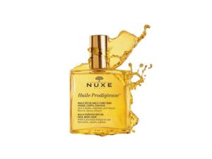 華やかな女性らしい香りが大人気!ニュクスの万能美容オイルの使い方や効果、口コミをご紹介