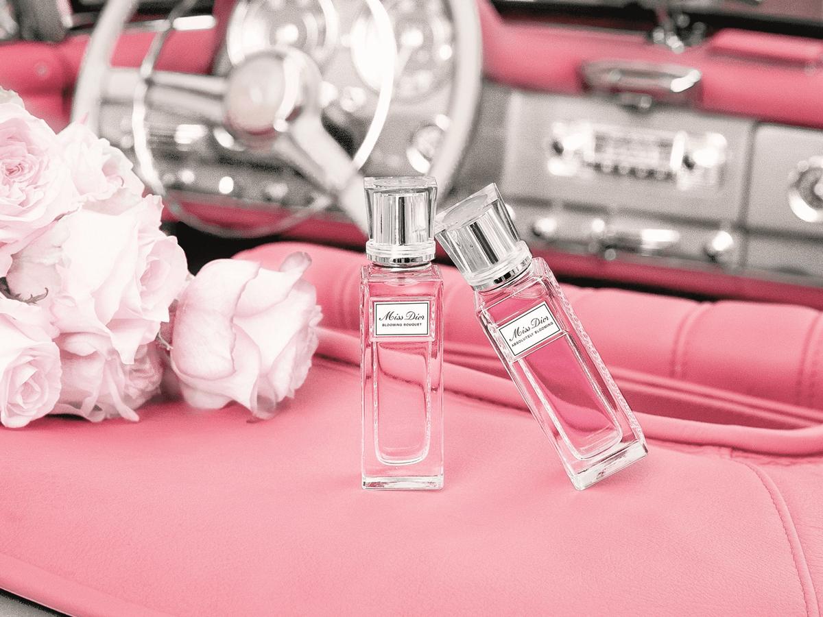 """人気フレグランス""""ミスディオール""""より優しい香りを素肌にのせるロールオンタイプ2種が 新登場!"""