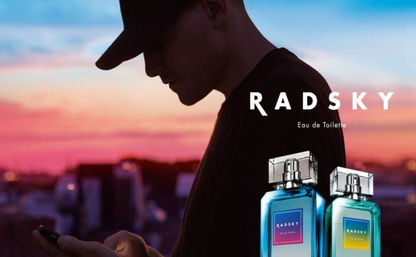 香水ビギナー向けのメンズフレグランス『RADSKY(ラッドスカイ)』が11月9日新発売。