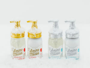 人気のヘアケア、アミノメイソンから『SEASONAL COLLELCTION』季節限定の香りが10月16日発売。