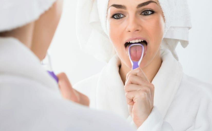 舌の汚れが取れない!汚れの原因と除去方法は意外と簡単だった!
