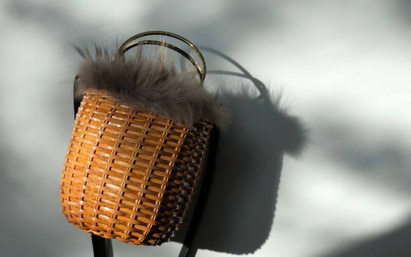 『ヴィオラドーロ』のバッグ